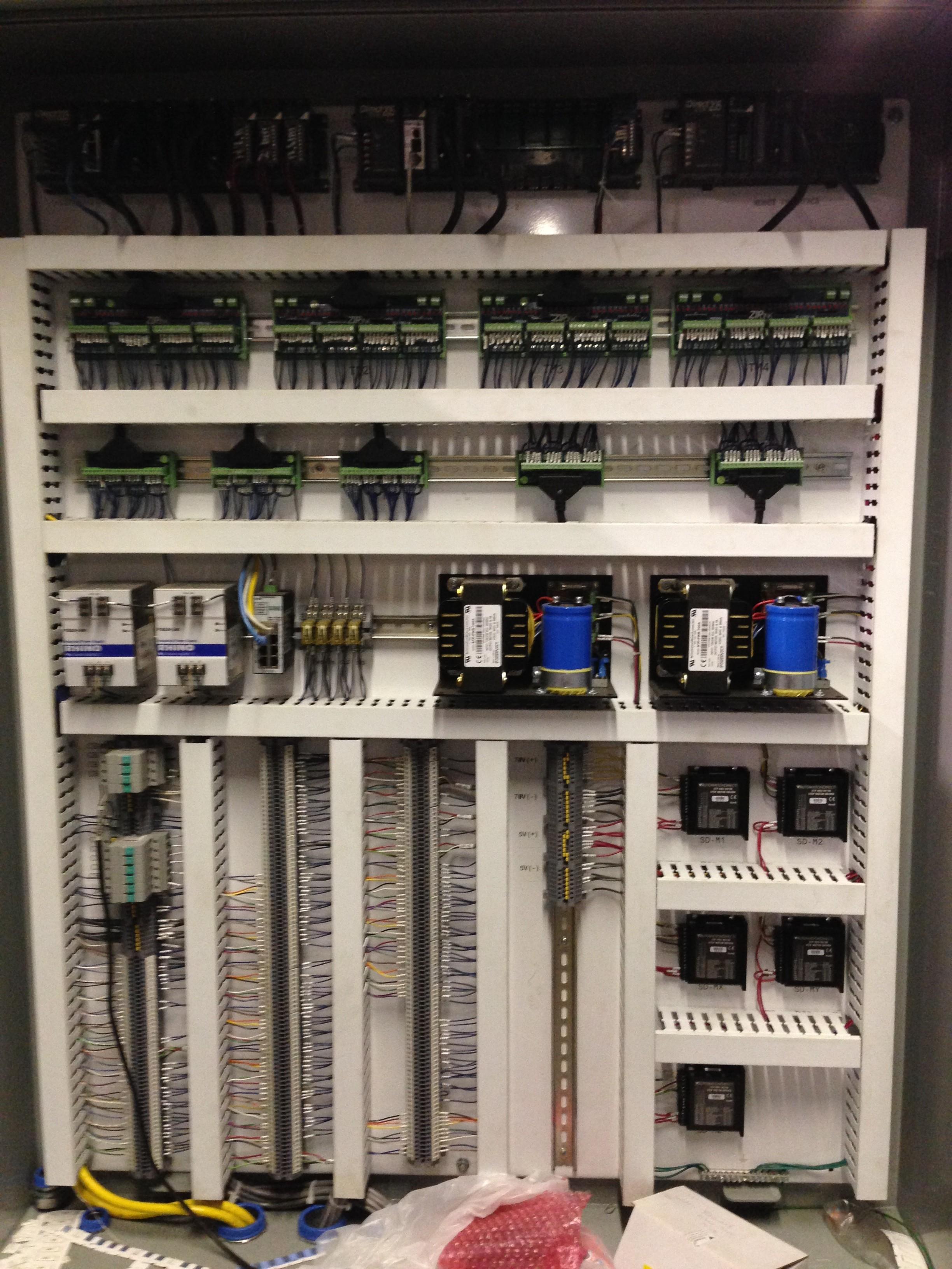 Panel Building Vector Automation Technologies Inc